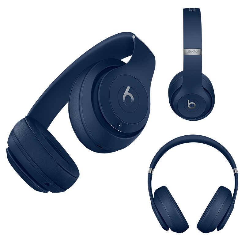 a716d1f4b00 ... Beats Studio3 Wireless Bluetooth Headphones Noise Cancelling earphone  over-ear Real-time Audio Stereo ...