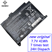 GZSM بطارية الكمبيوتر المحمول BP02XL ل جناح HP 15 849569 421 849569 541 بطارية لأجهزة الكمبيوتر المحمول بطارية 849569 542 849569 543