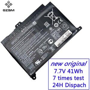 Image 1 - GZSM laptop batterie BP02XL Für HP Pavilion 15 849569 421 849569 541 batterie für laptop 849569 542 849569 543 batterie laptop