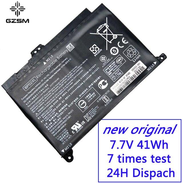 GZSM laptop batterie BP02XL Für HP Pavilion 15 849569 421 849569 541 batterie für laptop 849569 542 849569 543 batterie laptop