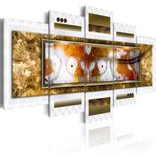 5 pieces/set Abstract poster Picture Print Painting On Canvas Wall Art Home Decor Living Room Canvas Art PJMT-B (166) цена