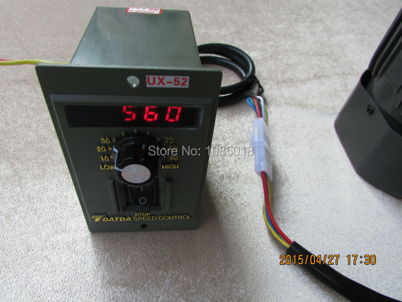 Buy free shipping ux 52 induction motor for Speed control of ac motor