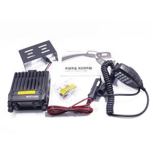 Image 5 - QYT KT 8900D الملونة جهاز مرسل ومستقبل صغير رباعية عرض مطورة من KT 8900R 25W ثنائي الموجات UHF/VHF راديو السيارة المتنقلة KT 8900D