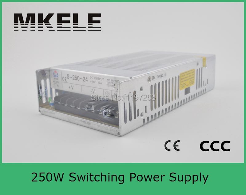 Low cost single output type 250w hot sale in whole web power supply 250w S-250-7.5 30a metal enclosure power supply with CE держатель grohe для стакана 40304000