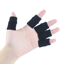 KD38 10pcs/Set Sport Finger Bands Guard Protector Support Sports Aid Joints Band Wraps Wrist