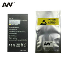 ФОТО battery for guophone v9 waterproof mobile phone 4000mah li-ion batteries bateria 100% tested in stock