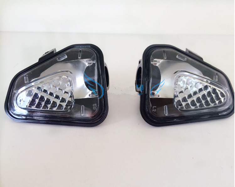 Pair Marker Fender Lights Turn Signal Lamp Peripheral light For VW <font><b>Volkswagen</b></font> Passat B7 <font><b>CC</b></font> 35D 945 291 35D 945 292 image