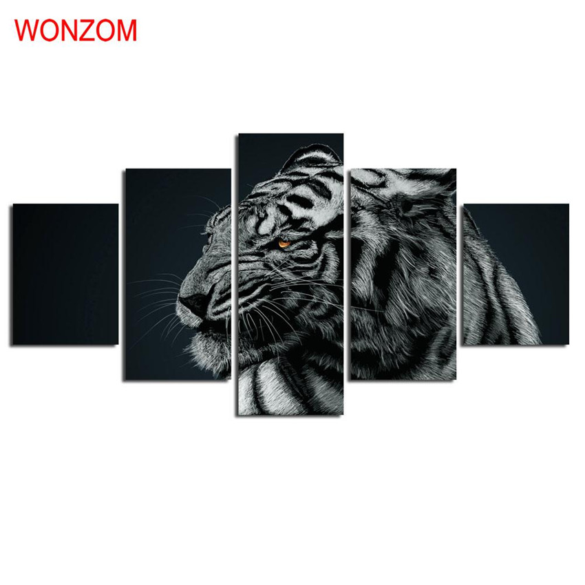 online kaufen großhandel 5 panel bilder aus china 5 panel bilder