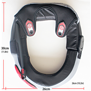 Image 3 - Motorcycle Neck Guard Protector Motorbike Protect Sports Bike Gear Long Distance Racing Protective Brace Guards Motocross Helmet
