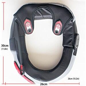 Image 3 - Xe Máy Cổ Bảo Vệ Tấm Bảo Vệ Xe Máy Bảo Vệ Xe Đạp Thể Thao Bánh Đường Đua Bảo Vệ Nẹp Vệ Binh Cảo Tháo Mũ Bảo Hiểm