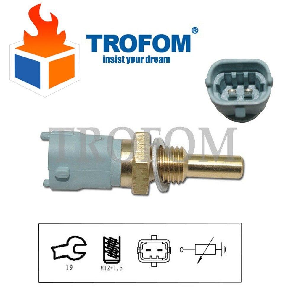 Sensor de Temperatura Da Água De REFRIGERAÇÃO Para CAMINHÕES RENAULT MASCOTT Dumptruck Midlum Kerax Premium Iveco Daily 500382599 5010412450