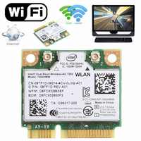 876M Dual Band 2.4+5G Bluetooth V4.0 Wifi Wireless Mini PCI-Express Card For Intel 7260 AC DELL 7260HMW CN-08TF1D