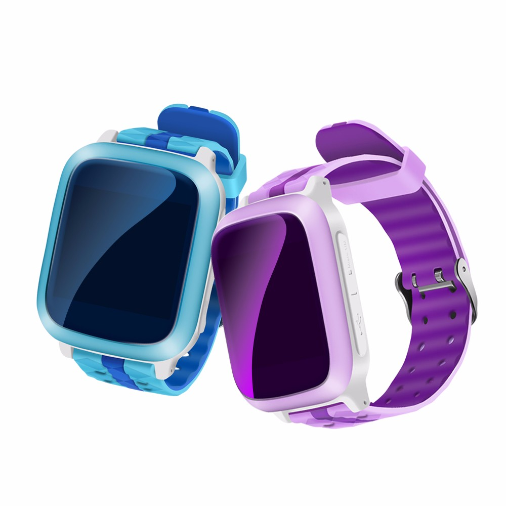 Multifunction Colorful Touch Screen baby kids font b Smartwatch b font Phone with SOS Call GPS