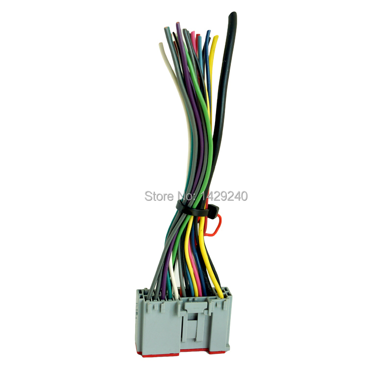 HTB1fwwcIpXXXXXoaXXXq6xXFXXXw aliexpress com buy car radio player wiring harness audio stereo  at fashall.co