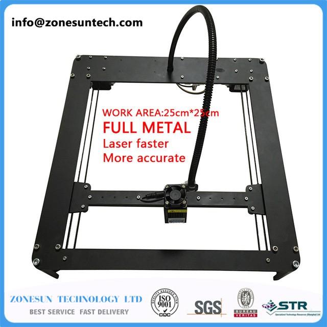 FULL-METAL-New-Listing-5500mw-Mini-DIY-Laser-Engraving-Engraver-Machine-Laser-Printer-Marking-Machine-laser