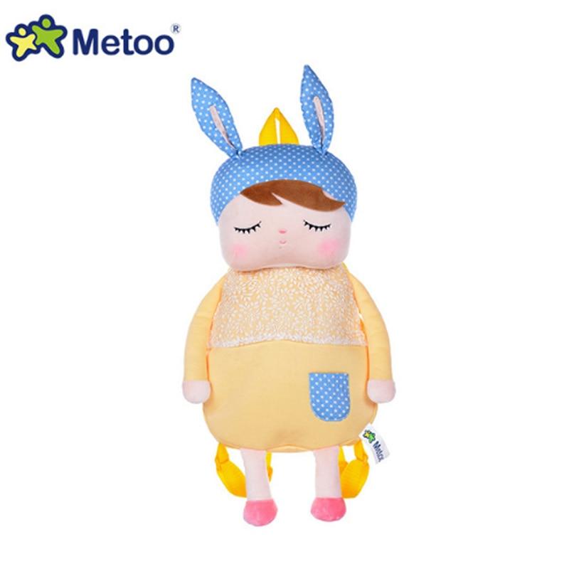 Metoo Plush Backpacks საბავშვო ბავშვთა - პლუშები სათამაშოები - ფოტო 3