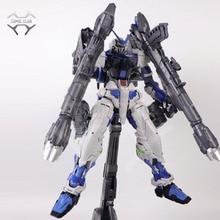 COMIC CLUB IN STOCK in stock Nillson pg 1/60 Gundam seed Astray BLUE กรอบ Cannon assembly action ของเล่นรูป