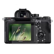 Ochronne szkło hartowane na ekran dla Sony A6400 A6300 A6000 A5000 NEX 7/6/5 A9 A77 A7R A7 A7s A7II A7III ZV1 RX10 RX100 II III IV