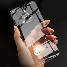 Vidro temperado para oneplus 6 vidro temperado capa completa protetor de tela caso filme de vidro frontal para um mais 6 vidro temperado