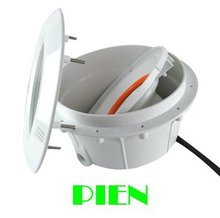 Vinyl pool liners Leds Ip68 Embedded Recessed Par56 LED Swimming Pool Light Liner fixture niche  Free shipping 1pcs