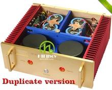 No negative feedback Study/Copy Dartzeel NHB108 power amplifier amp 200W*2 OFC Super pure Cooper transformer Best Sound