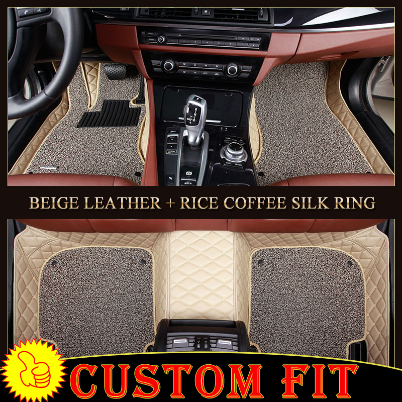 For Mercedes-Benz S-class W222 2014~2018 luxury custom Car Floor Mats