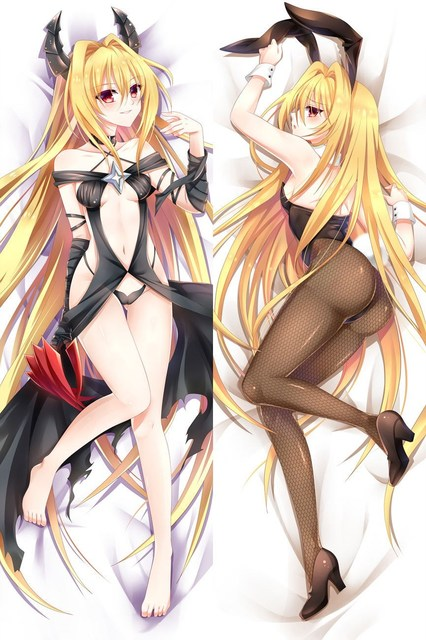 Anime pillow case hugging body 15050 peach skin 511015 to love anime pillow case hugging body 15050 peach skin 511015 to love golden darkness publicscrutiny Gallery