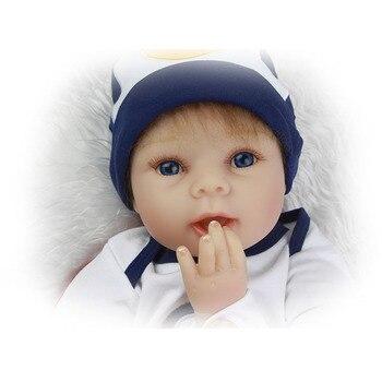 Кукла-младенец KEIUMI 22INCHKUM2017310 5