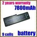 Jigu 6600 mah da bateria do portátil para toshiba satellite l350 l350d l355 l355d P200 P205 P200D P205D P300D P305 P305D Pro 300 Pro X200