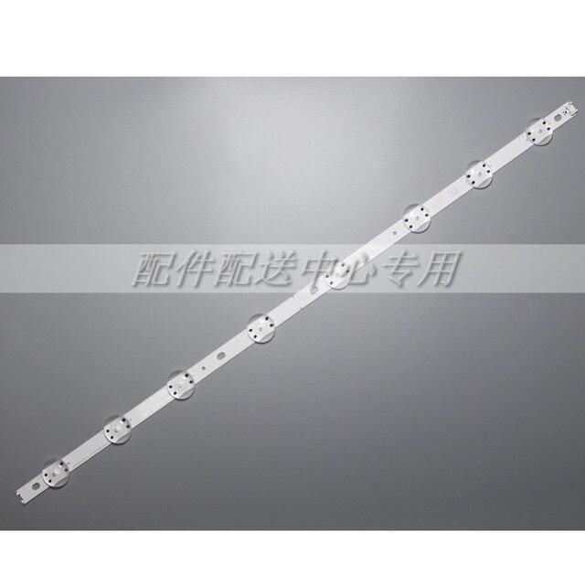 3 uds. De retroiluminación LED de 32 pulgadas para LG 32LJ510V HC320DXN ABSL1 2143 LC320DXE (FK)(A2) 6916L 2855B 32 V17 ART3 2855 8 LEDs 660mm