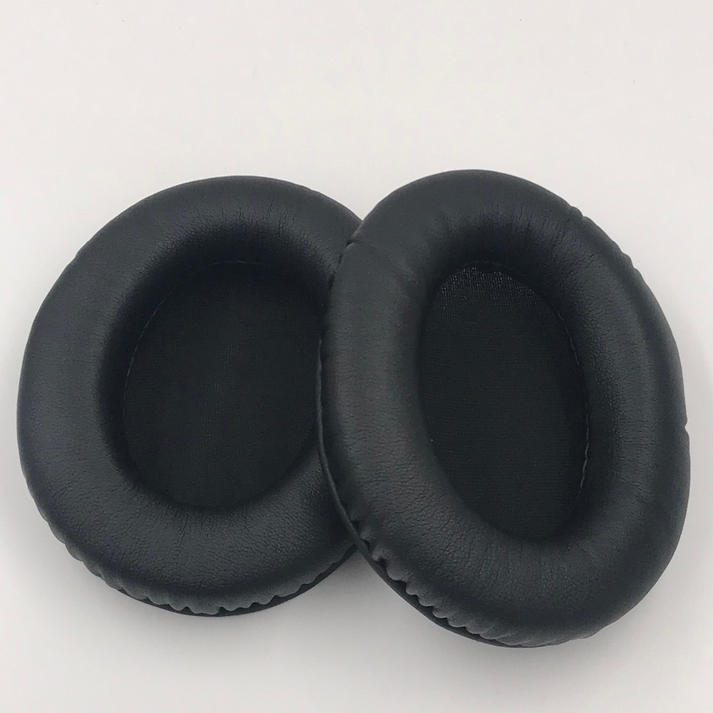 Ear Pads Protein Leather Replacement Ear Pads For Kingston HyperX Cloud II Headphones Soft Cushion Earpads Good Quality 1 Pair