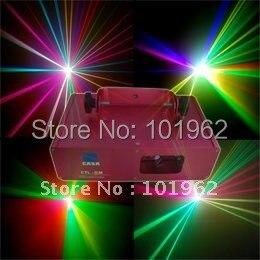 Işıklar ve Aydınlatma'ten Sahne Aydınlatması Efekti'de Yüksek kaliteli Lazer tam renkli RGB dj disko sahne parti tatil aydınlatma ışıkları Casa Electronic Co., Ltd.---Wholesale