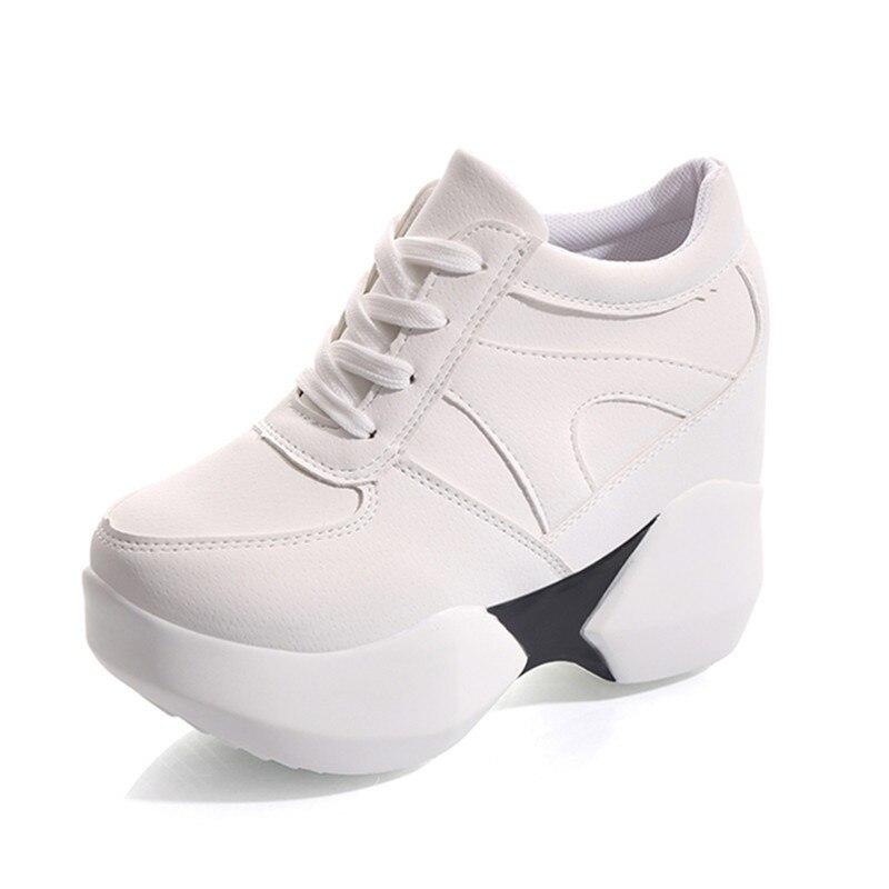 Espadrilles Boy Noir Chaussures Respirant forme 2018 Épaisses rose Mvp Femmes assorties Noir Croissante Blanc blanc Casual Chaussure Hauteur Semelles multi Plate Femme À Rose ExdqHO