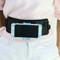 Wholesale Outdoor Elastic Beltband Phone Holder