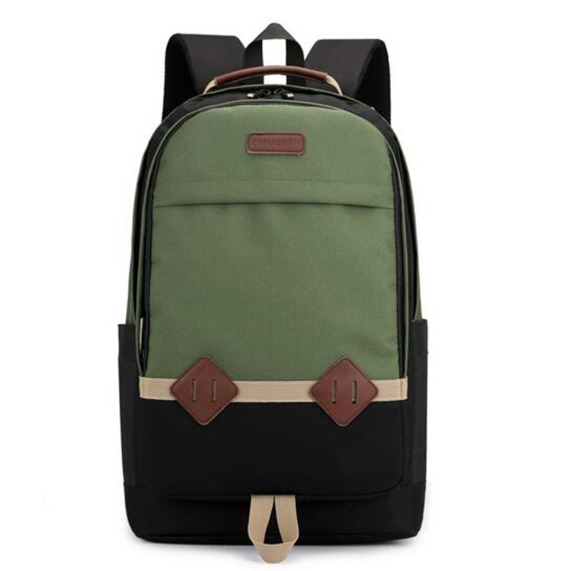 Men and Women Backpack Stitching Backpack for Teenagers Casual Backpack Student bag Computer Backpack Schoolbags mochila 1
