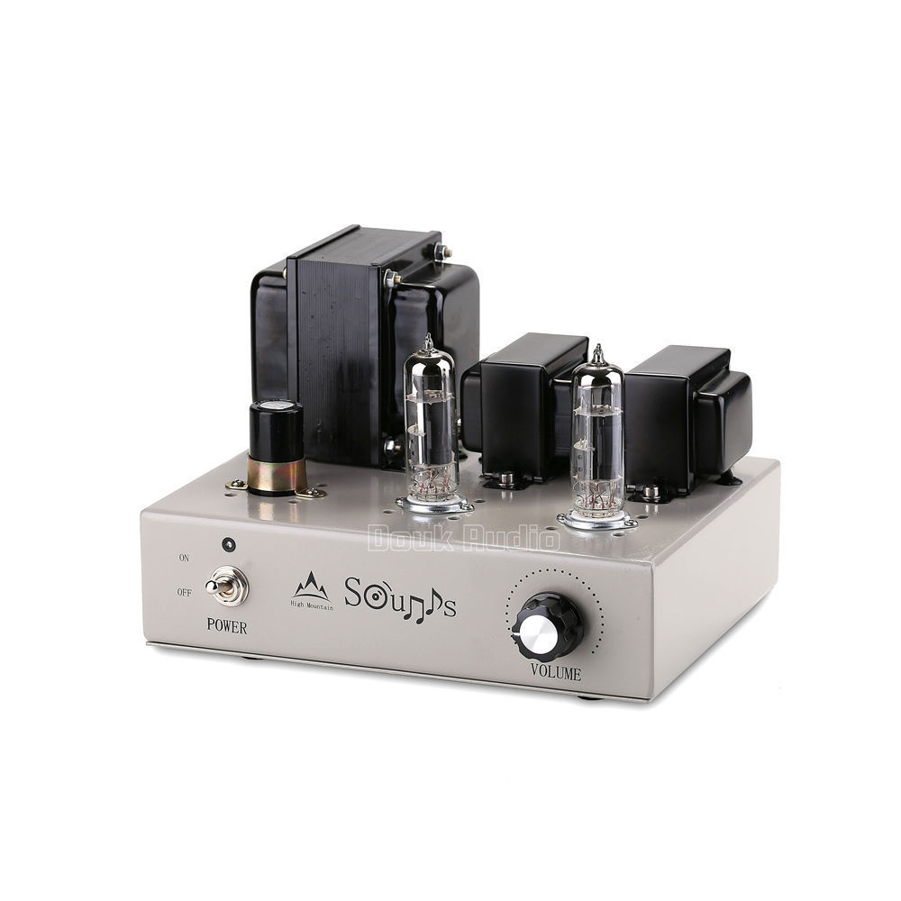 Douk Audio Mini 6f3 Class A Vacuum Tube Amplifier Stereo Hifi Power How To Build Headphone Amp 4w2 Diy In From Consumer Electronics On Alibaba Group