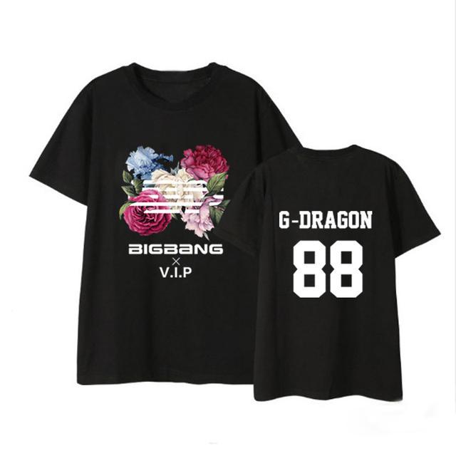 BIGBANG VIP T-SHIRT (12 VARIAN)