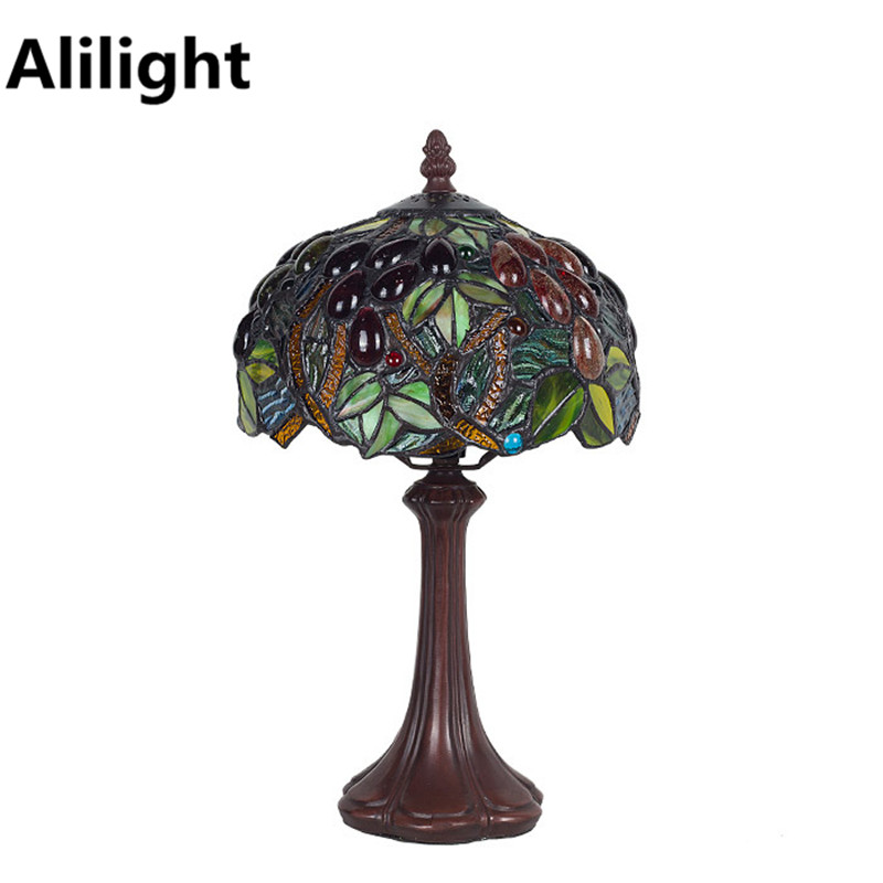 Vintage Elegant Luxurious Table Lamps Ancient Bedside Lamp