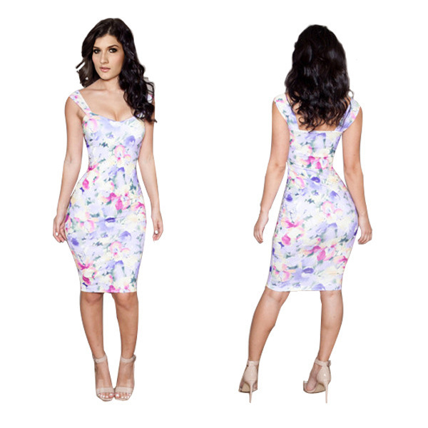 Knee Length Summer Dresses