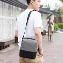 US $7.06 30% OFF|Shoulder Bag 2018 New men Handbag Fashion Hit Color Oxford Cloth Crossbody Bag male Summer Casual Beach Square Bag sac paille-in Crossbody Bags from Luggage & Bags on Aliexpress.com | Alibaba Group