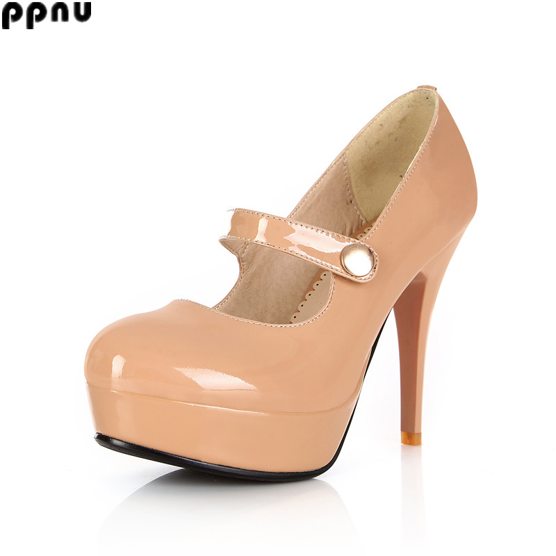 Online Buy Wholesale nude platform shoes from China nude platform