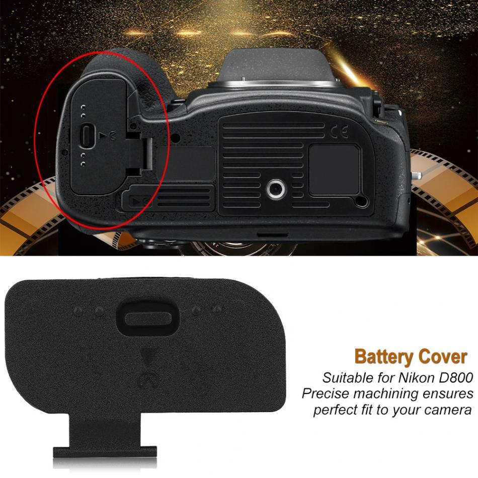 for Nikon D800 Battery Cap Replacement Lid Door Cover Repair Part Accessory