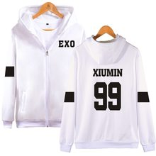 EXO Member Zip Up Hoodies (22 Models)