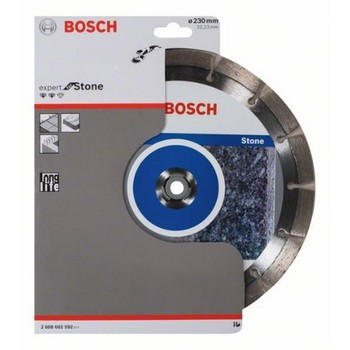BOSCH 2608602592 Disc diamond Expert Stone 230x2,4x12mm