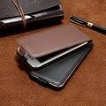 DR.CASE Retro Real Genuine Leather Case For Samsung Galaxy S4 mini S3 S7 Edge S6 Edge S5 iPhone 6 6s Plus 7 7 Plus 5 5s SE Case