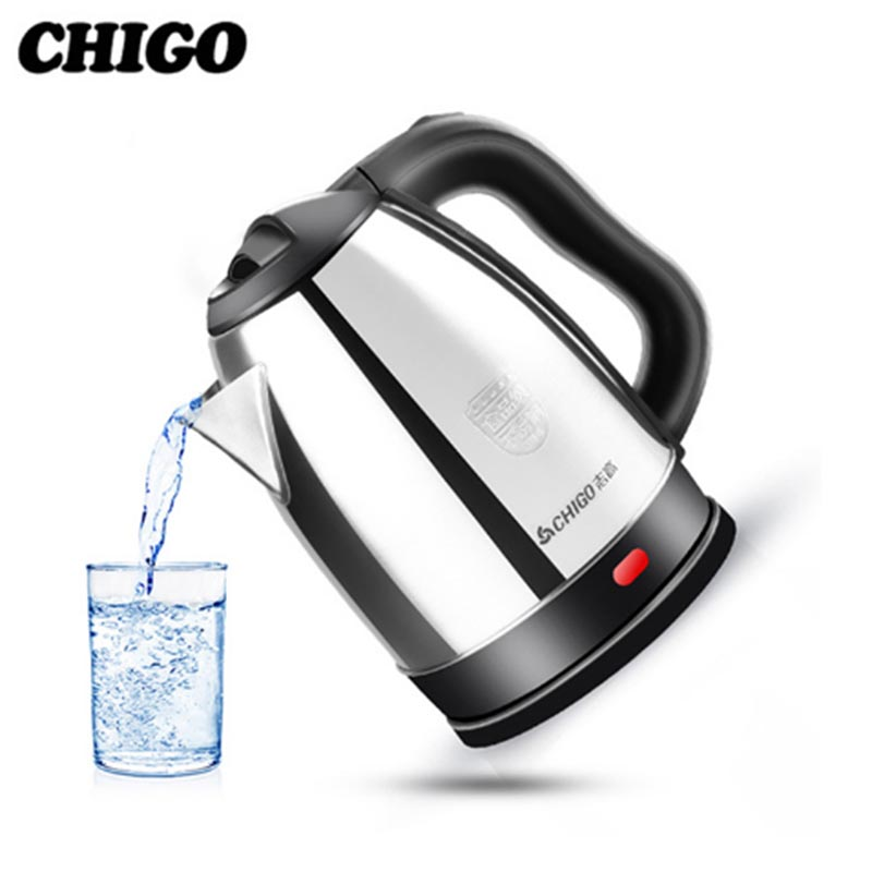 Chigo Electric Kettles Stainless Steel Smart Constant