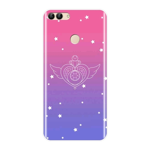 Sailor Moon Phone Case For Huawei P8 P9 Lite Mini 2017 Silicone Soft Back Cover For Huawei P20 Lite Pro P9 P10 Plus P Smart Case Islamabad