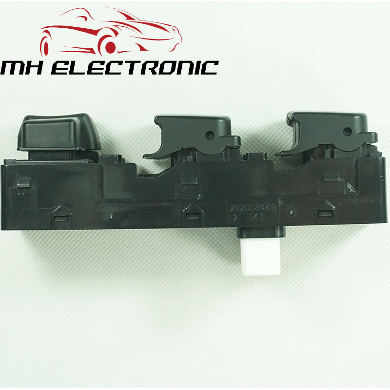 MH Electronic Free Shipping Window Main Drive Front Left Side Switch 202008449 202008443 For KIA Forte