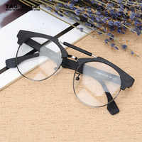 Retro TAG Hezekiah Brand Vintage Wood Eyewear Frames women men computer myopia optical glasses oculos de grau lentes opticos