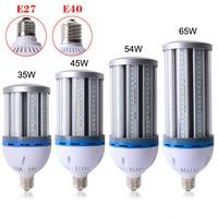 New E27 E40 LED Lamp 85 265V SMD5730 LED Bulb 360 Degree Lighting 81 108 135